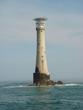 Bishop Rock Lighthouse, Isles of Scilly