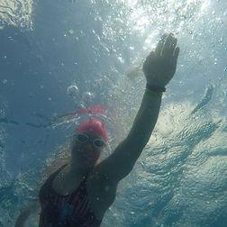 Vicky Miller, swimmer