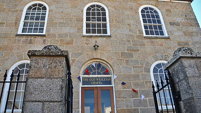 Old Wesleyan Chapel, St Mary's, Isles of Scilly