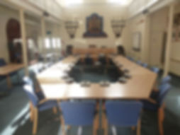 Council Chamber, Wesleyan Chapel, St Mary's, Isles of Scilly