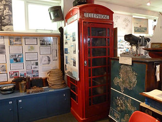The Isles of Scilly Museum, St Mary's, Isles of Scilly