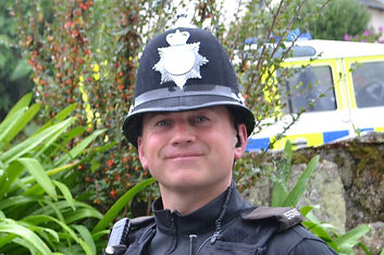 PC Marc Blyth, Isles of Scilly