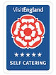 Visit England 5-star self catering