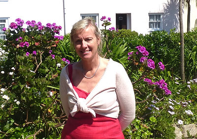 Amanda Martin, Chairman of the Council of the Isles of Scilly