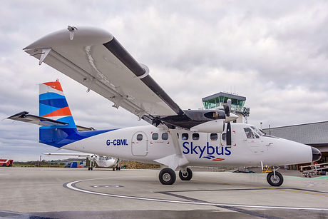 Skybus, Isles of Scilly
