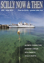 Issue 52 cover, Scilly Now & Then magazine