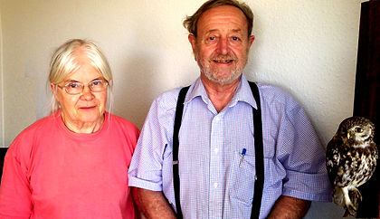 Rev. Charlie and Mary Gibbs, Isles of Scilly