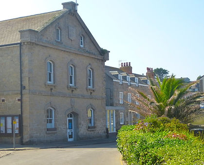 Town Hall, St Mary's, Isles of Scilly