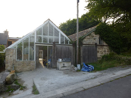 Holy Vale Farmhose barn, St Mary's, Isles of Scilly