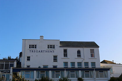 Tregarthen's Hotel, St Mary's, Isles of Scilly