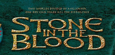 Stone in the Blood, a novel set on the Isles of Scilly