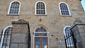 Wesleyan Chapel, St Mary's, Isles of Scilly