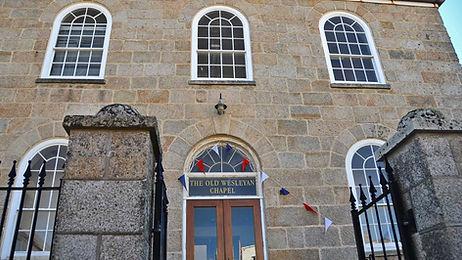 Wesleyan Chapel, Isles of Scilly