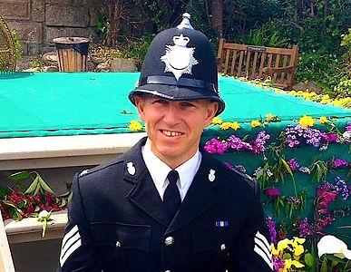 Sergeant Colin Taylor
