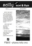 Scilly Now & Then Magazine, Issue 1