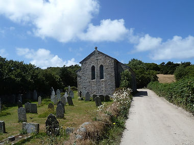 All Saints Church, Bryher, Isles of Scilly