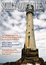 Issue 45 cover, Scilly Now & Then magazine