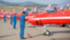 Squadron Leader David Montenegro - Red 1 (Team Leader)