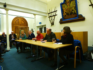 Members of the Council of the Isles of Scilly