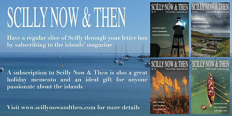 Visit Scilly Now & Then magazine