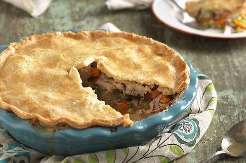 9 inch Chicken Pot Pie (serves 4-6)