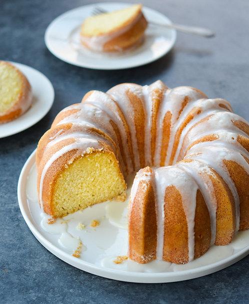 Lemon Pound Bundt Cake