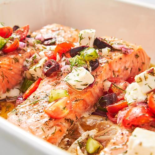 Greek Salmon