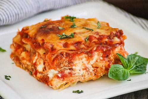 Meat & Cheese Lasagna