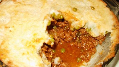 Curried Beef Shepard's Pot Pie