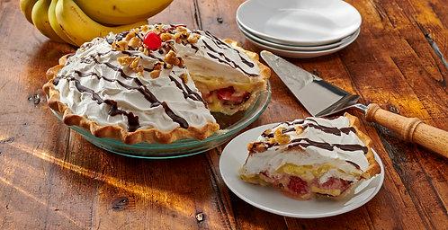 The Banana Split Pie