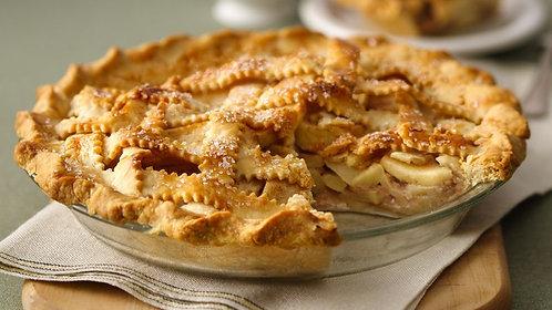 Coleen's Apple Cream Pie