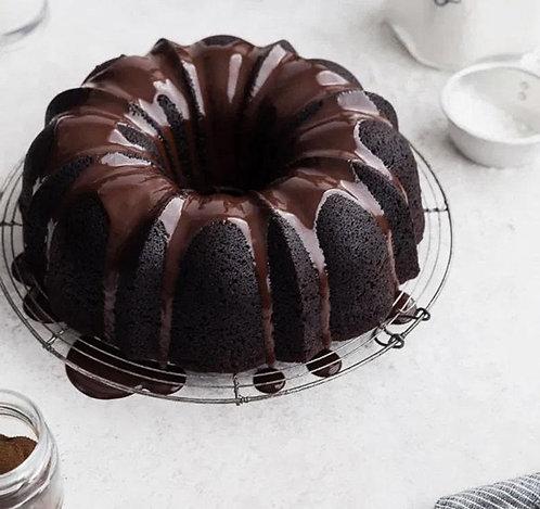 Decadent Chocolate Bundt Cake