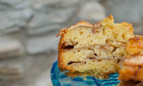 Ruby's Harvest Apple Cake