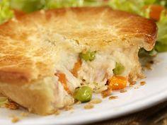 Chicken Pot Pie  (single serving)
