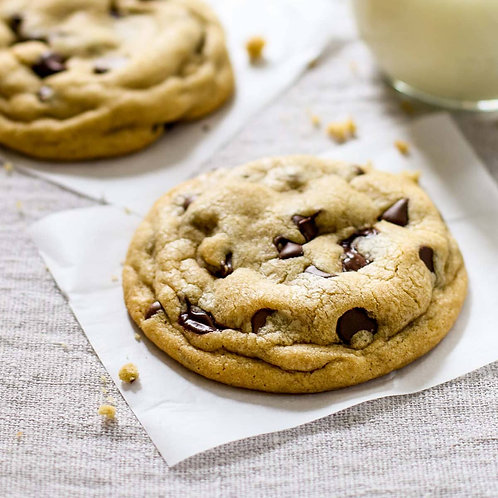 Chocolate Chip Cookies -- by the bag