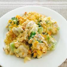 Chicken Divan over Rice
