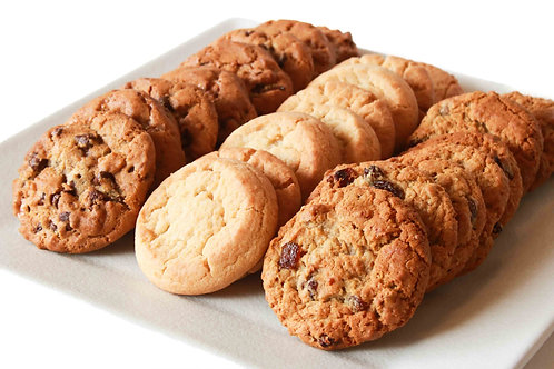Homemade Cookies by the Dozen