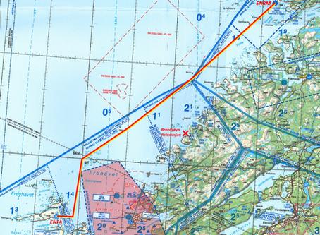 Norwegian UAS consortium demonstrates pioneering 200km coastal long-distance flight