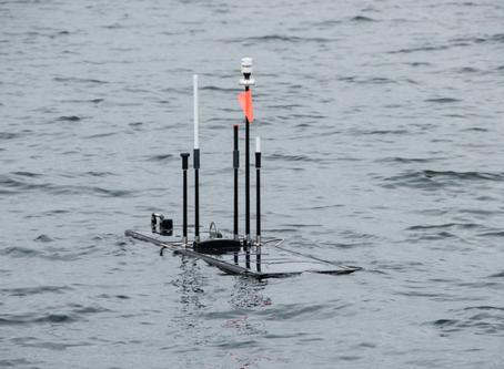 Mission with NTNU around Frøya
