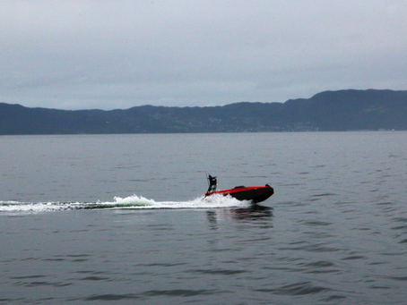 World's first test site for Unmanned Surface Vehicles