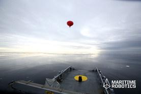 OceanEye Overlooking Ship