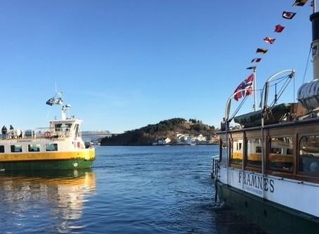 Kristiansund Autonomous Ferry Project