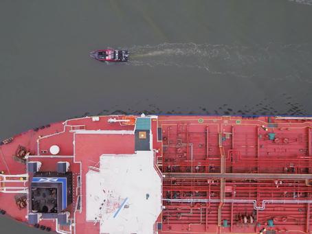 USV Pilot with Port of Amsterdam