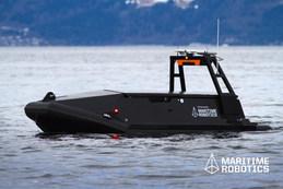 Mariner USV