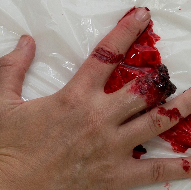 Special effects makeup