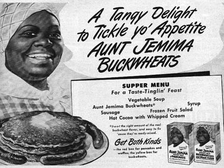 Flipping the Aunt Jemima Script