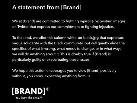 Dead Brand Walking
