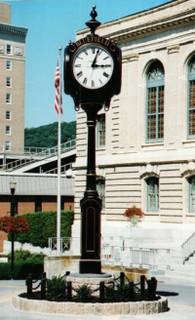 The Bluefield Clock