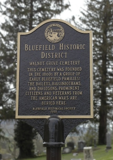 Historic District Markers