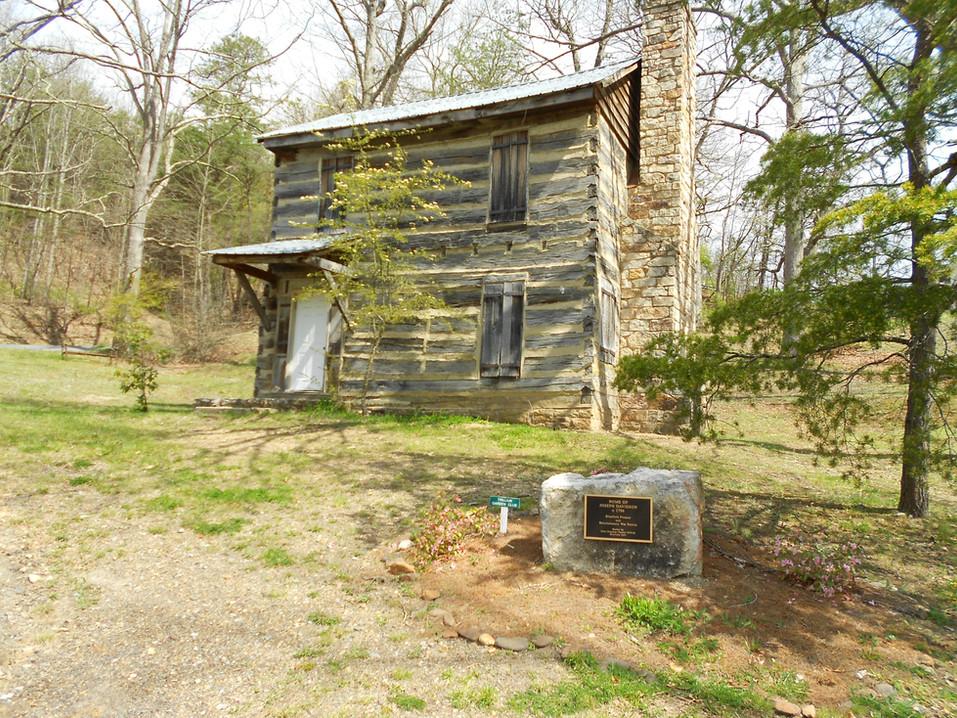 The Davidson Cabin